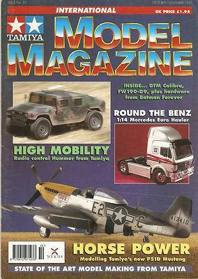 Les magazines pour Hummer sous toutes les coutures  Tamiya10