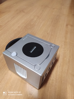 VDS GAMECUBE Platine avec sac à dos Gamecube Nintendo. MAJ baisse prix 16085712