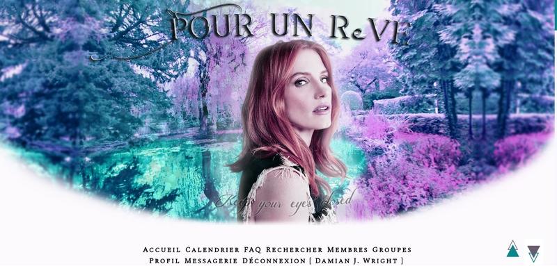 ♣ Design rouquin. Pandor11