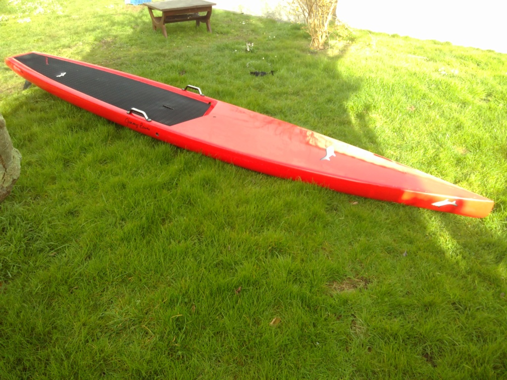 Stand up paddle race Jimmy Lewis Stiletto 14*28  850€/  VENDUE Img_2019