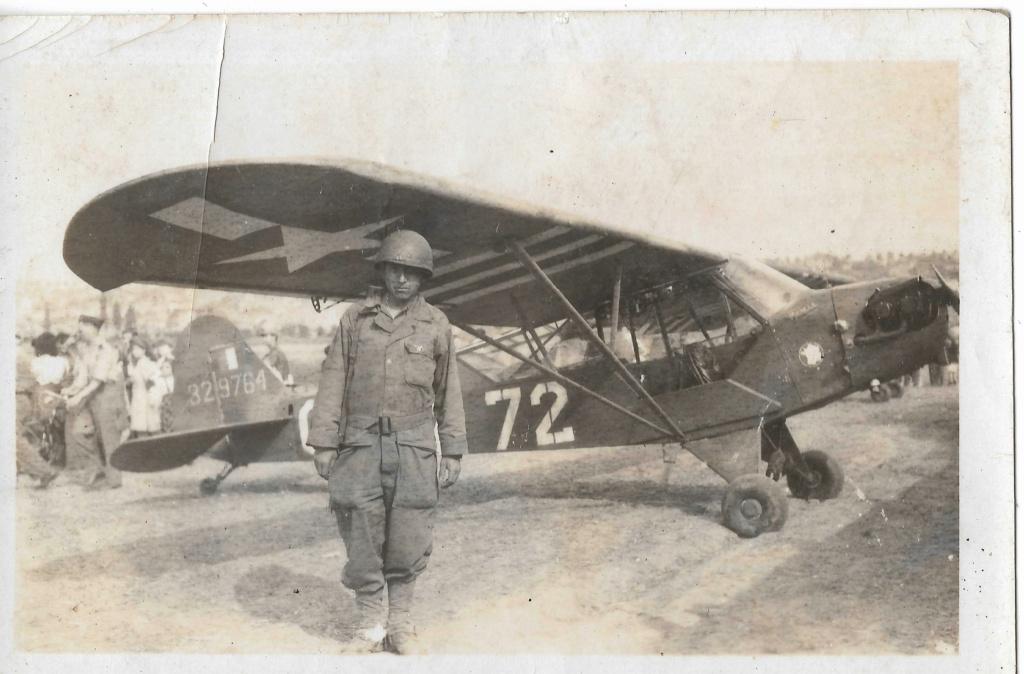 Identification d'un Piper de la 2e DB 50_310