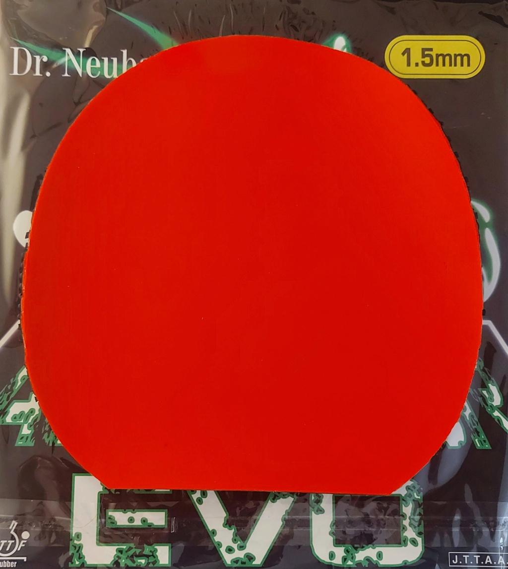 Neubauer agressor evo noir 1,5mm 20200810