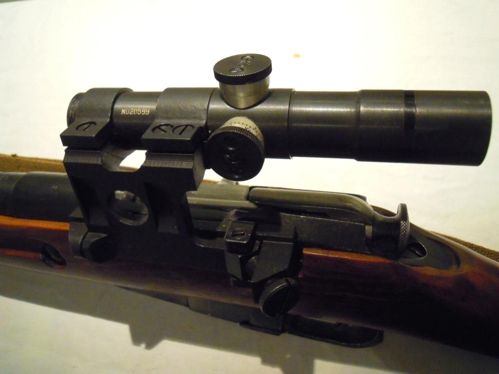 Le mosin 91/30 sniper et sa lunette PU  Dscn3830