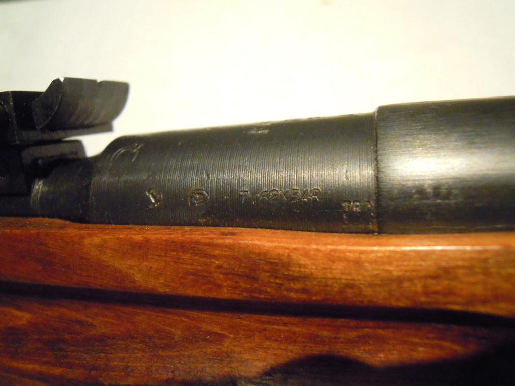 Le mosin 91/30 sniper et sa lunette PU  Dscn3832