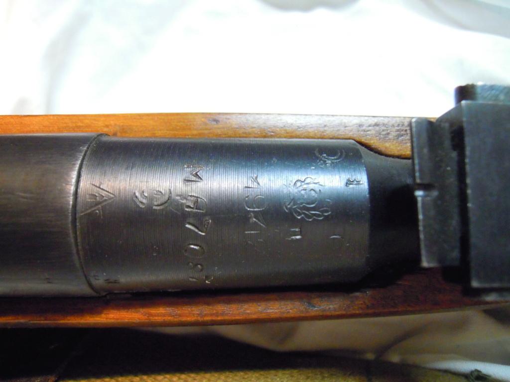 Le mosin 91/30 sniper et sa lunette PU  Dscn3833