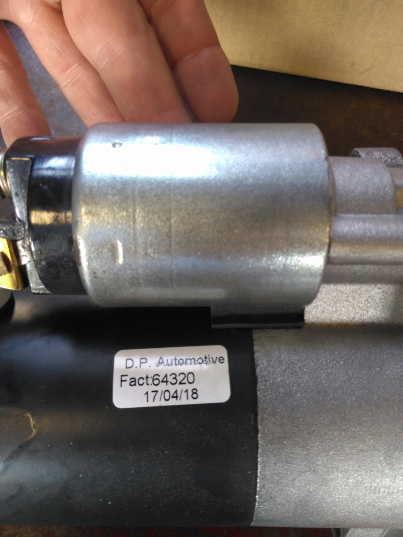 starter 15317411