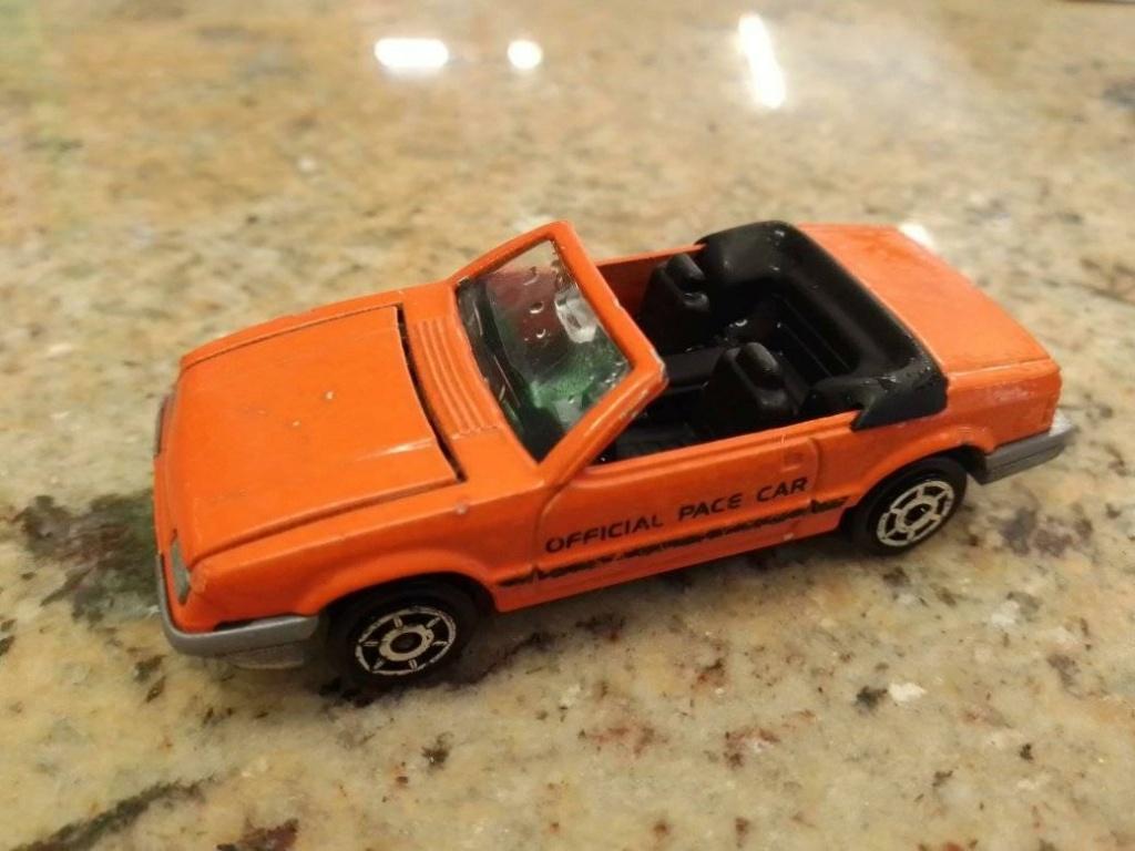Mustang cabriolet 12333910