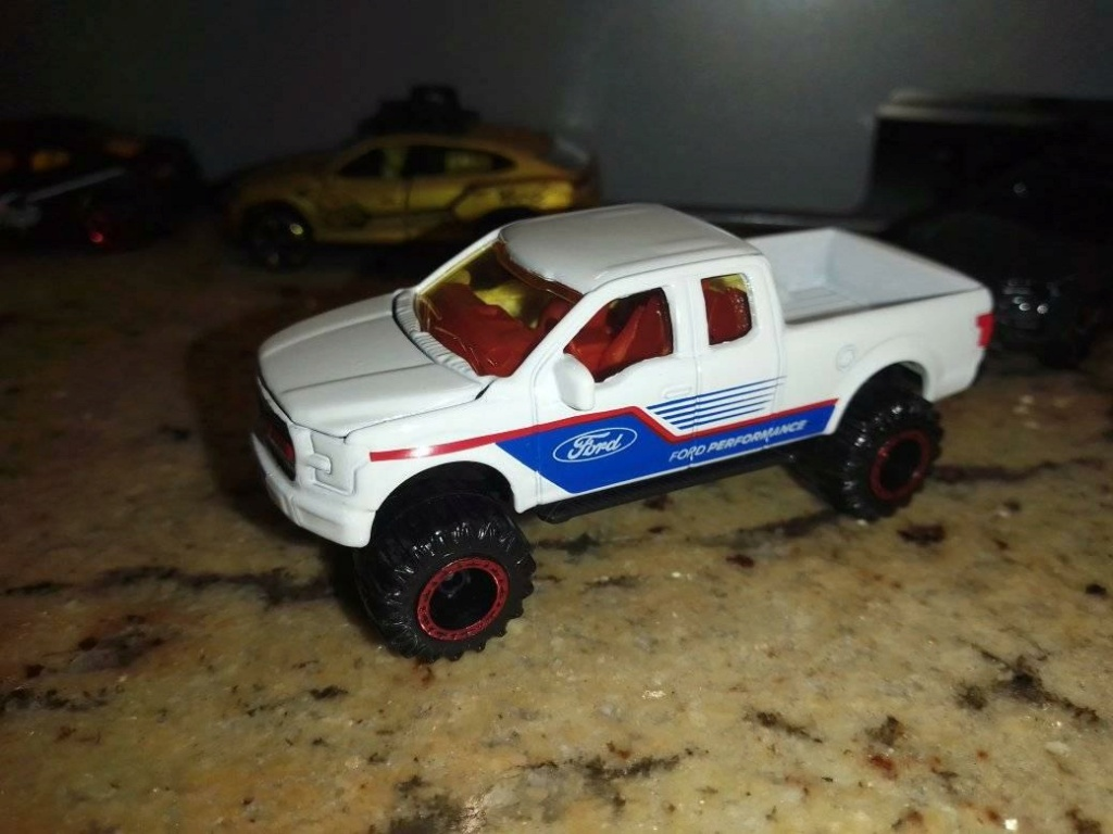 """N°201D Ford F-150 """"HYPER LIFTER"""" (Offroad) 18531110"""