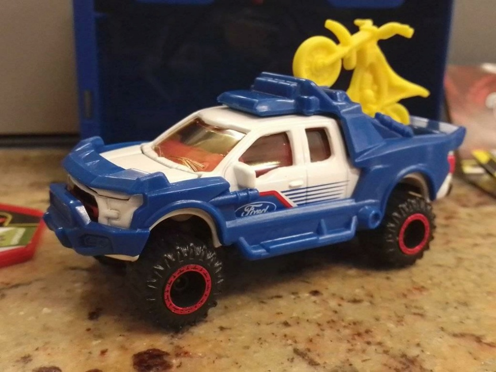 """N°201D Ford F-150 """"HYPER LIFTER"""" (Offroad) 18684110"""