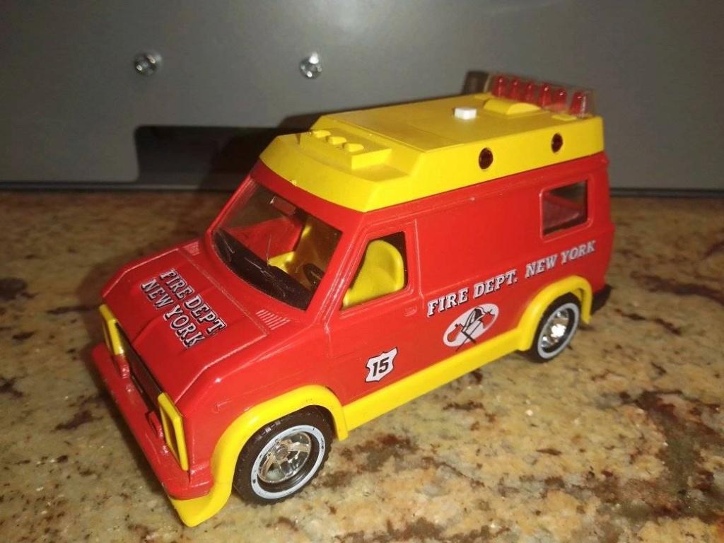 N° 3309 Fire van. 19439910