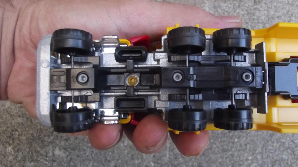 Serie 3000 - GMC Astro sans marquage Majorette 36458010