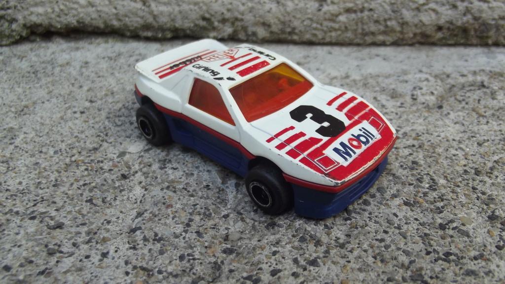 N°206 Pontiac Fiero Dscf3748