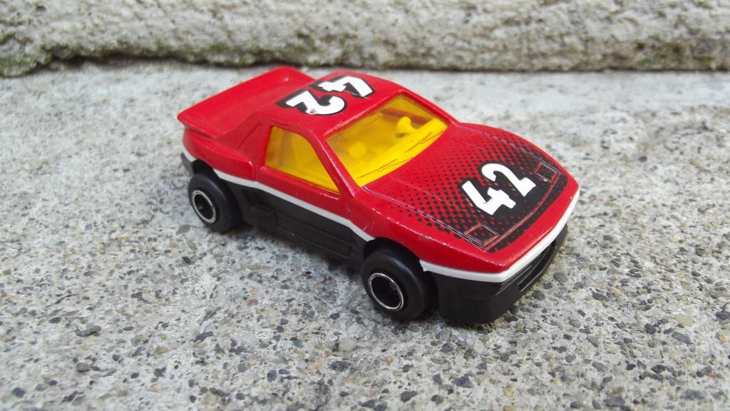 N°206 Pontiac Fiero Dscf3749