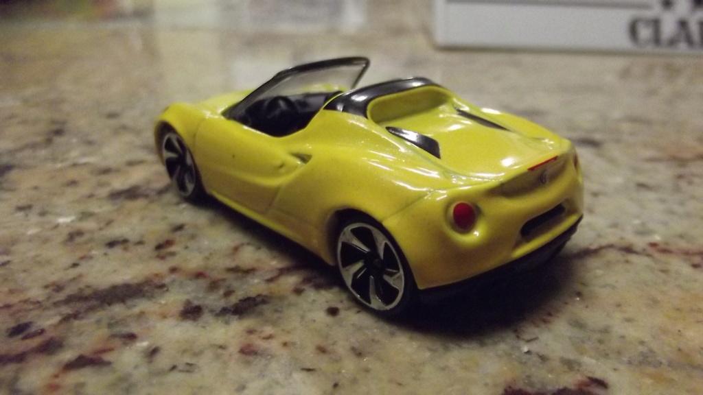 N°271C ALFA ROMEO 4C SPIDER Dscf4516