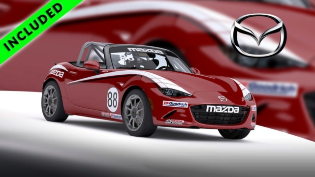 TORA iRacing Mazda Cup - Car Mazda-12