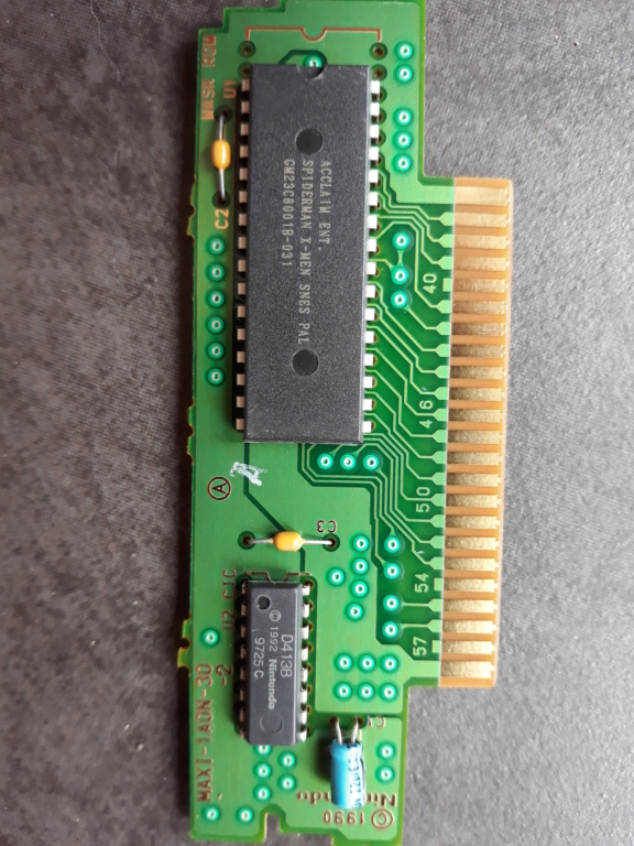 PCB super nintendo, legit or not 20180711