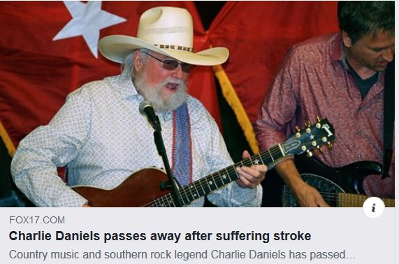 Charlie Daniels Dies Charli10