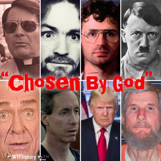 Donald Trump Vent Thread Chosen10