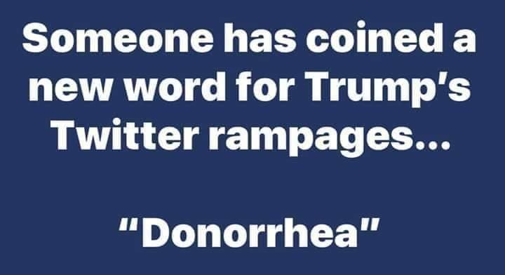 Donald Trump Vent Thread - Page 10 Donorr10