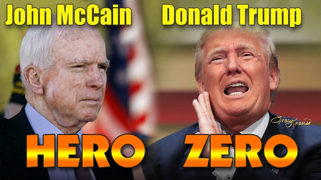 Donald Trump Vent Thread - Page 17 Mccain13