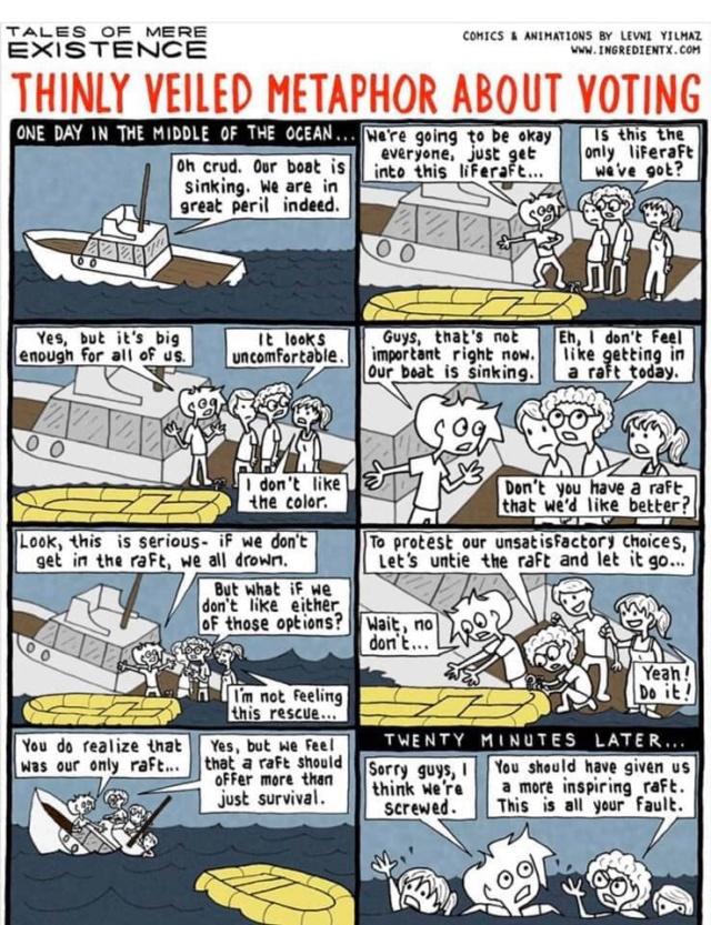Donald Trump Vent Thread - Page 14 Metaph10