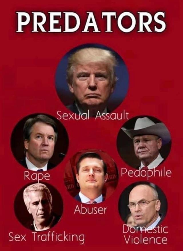 Donald Trump Vent Thread Predat11