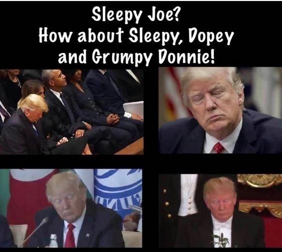 Donald Trump Vent Thread - Page 9 Sleepy11