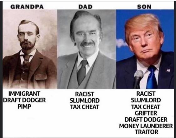 Donald Trump Vent Thread - Page 9 The_tr10