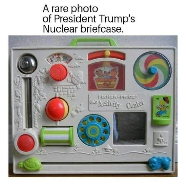 Donald Trump Vent Thread Trum1227