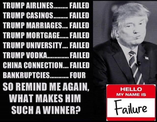 Donald Trump Vent Thread Trum1230
