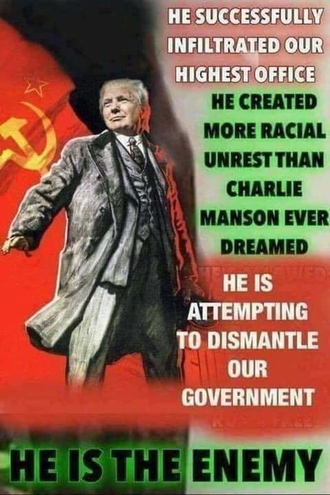 Donald Trump Vent Thread - Page 4 Trum1308