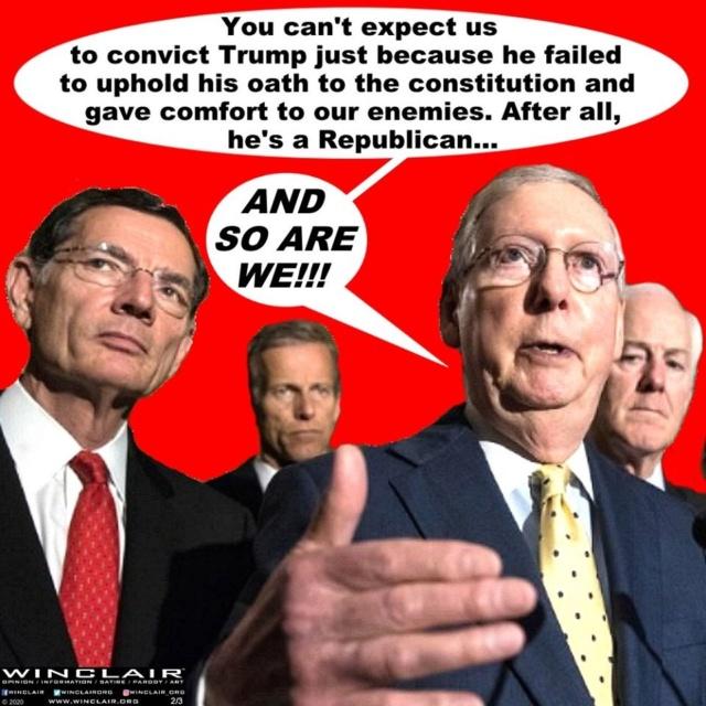 US Republican Congress Lunacy Rant Thread - Page 11 Trum1487