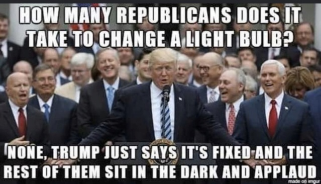 US Republican Congress Lunacy Rant Thread - Page 11 Trum1507