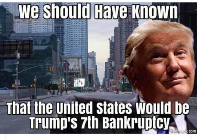 Donald Trump Vent Thread - Page 16 Trum1668