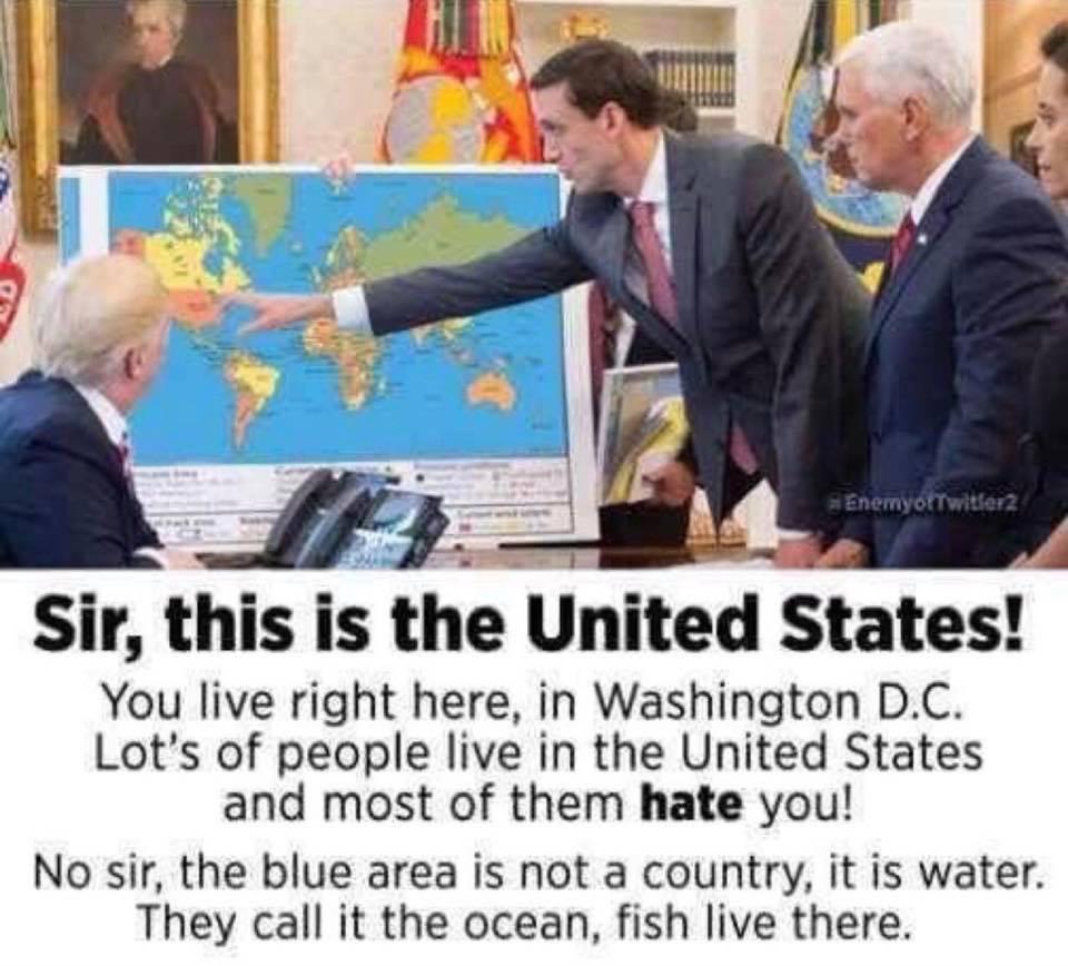 Donald Trump Vent Thread - Page 19 Trump138
