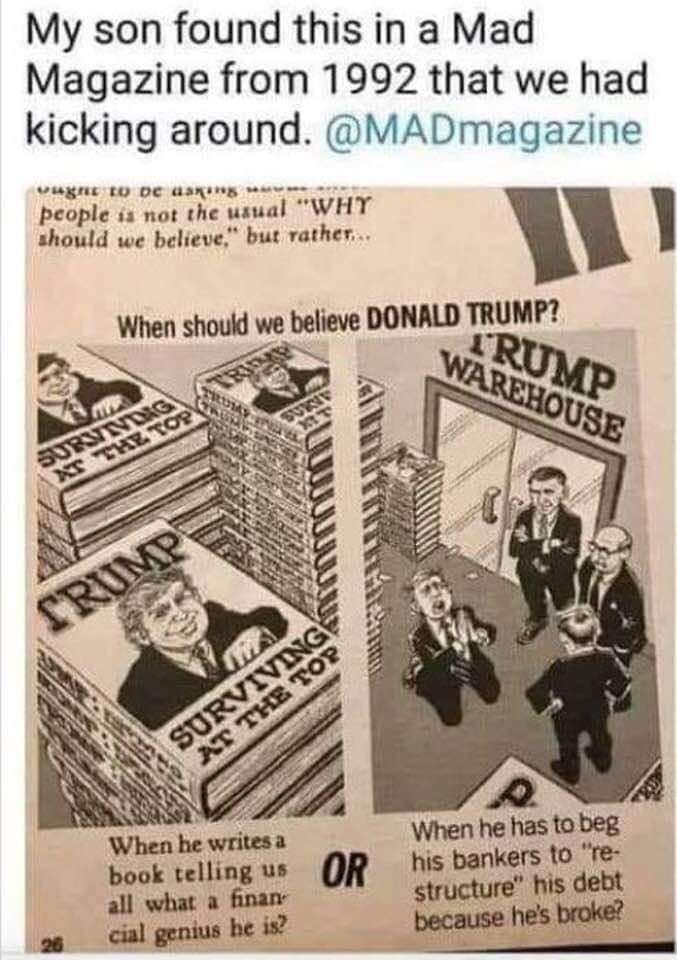 Donald Trump Vent Thread - Page 5 Trump291