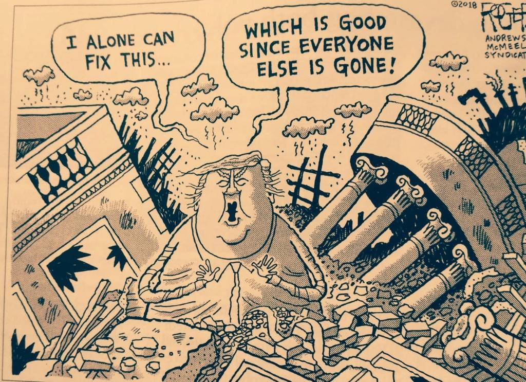 Donald Trump Vent Thread - Page 6 Trump313