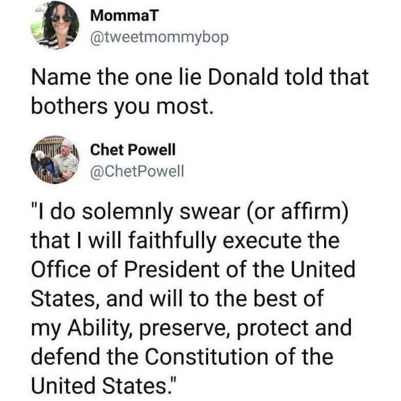 Donald Trump Vent Thread - Page 10 Trump421