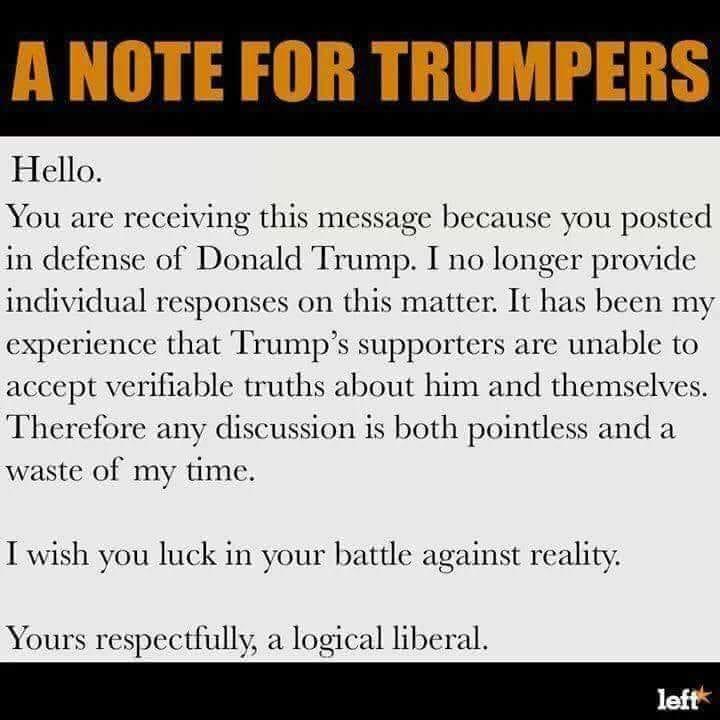 Donald Trump Vent Thread - Page 12 Trump468