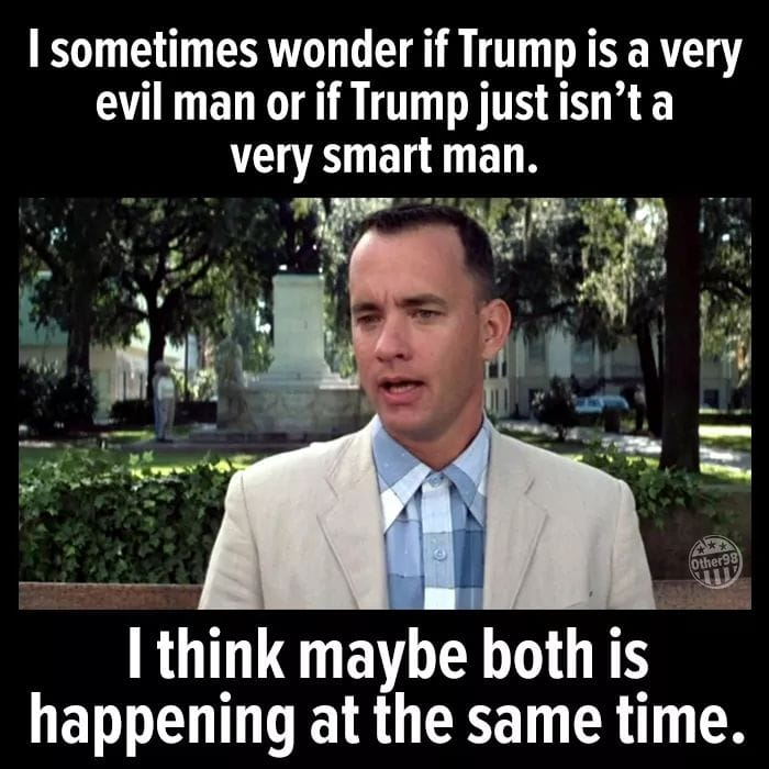 Donald Trump Vent Thread - Page 16 Trump589