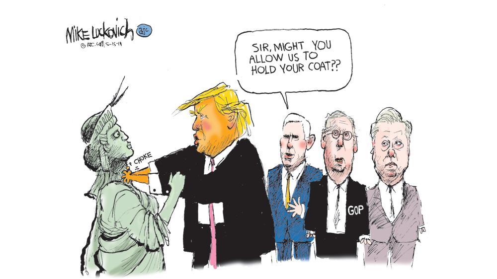 Donald Trump Vent Thread - Page 17 Trump607