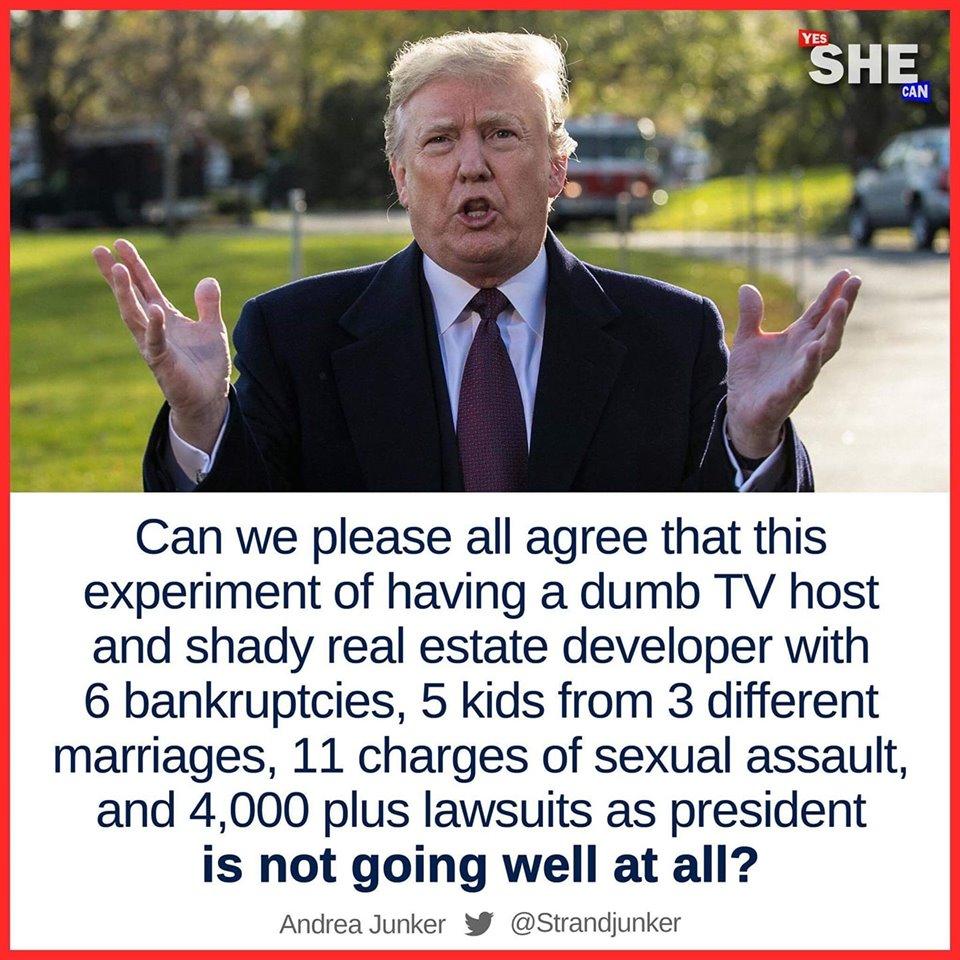 Donald Trump Vent Thread - Page 20 Trump678