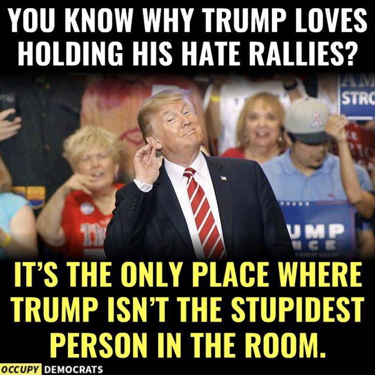 Donald Trump Vent Thread Trump701