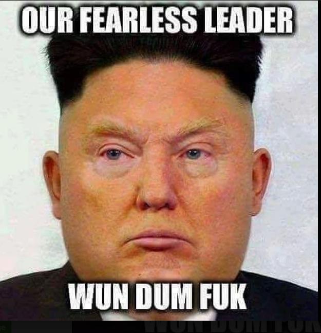 Donald Trump Vent Thread - Page 2 Trump713