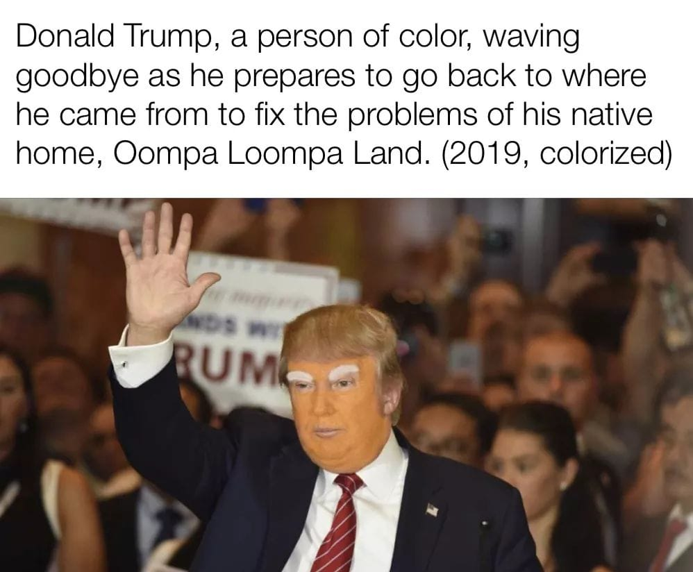 Donald Trump Vent Thread - Page 4 Trump754
