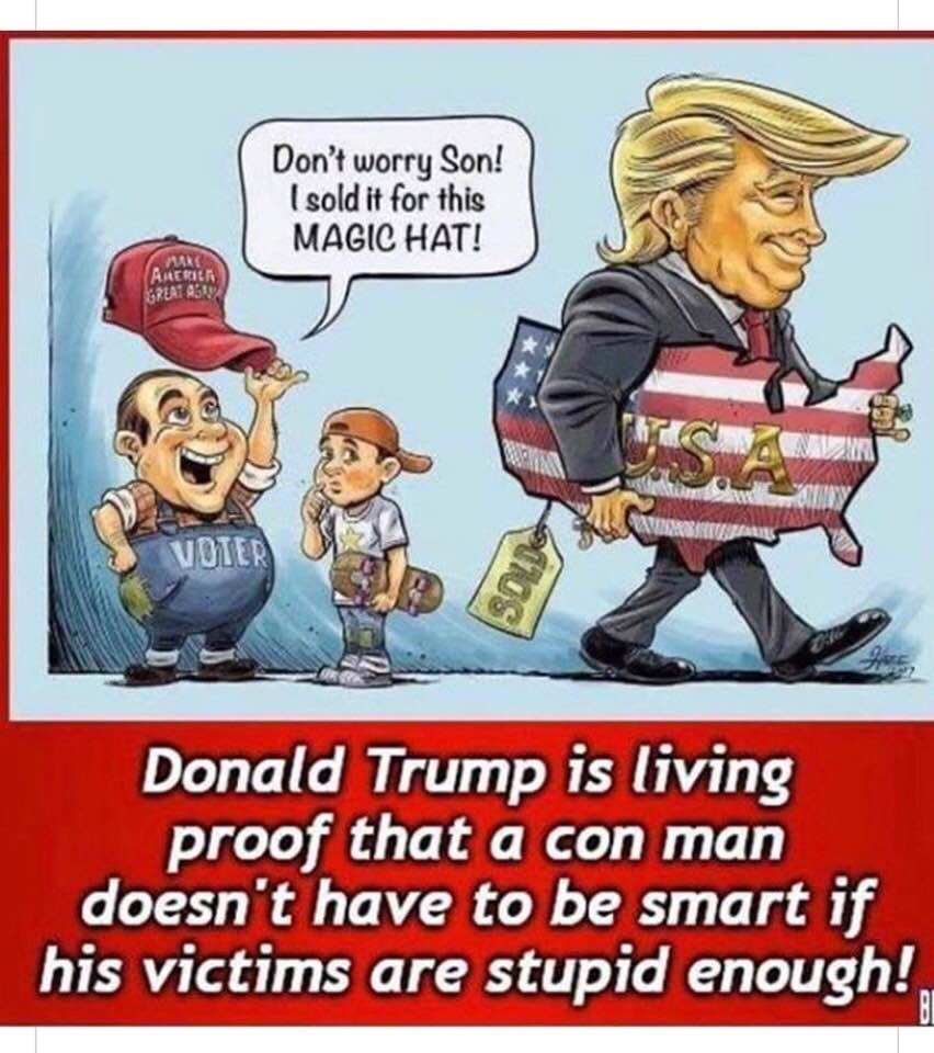 Donald Trump Vent Thread - Page 5 Trump779
