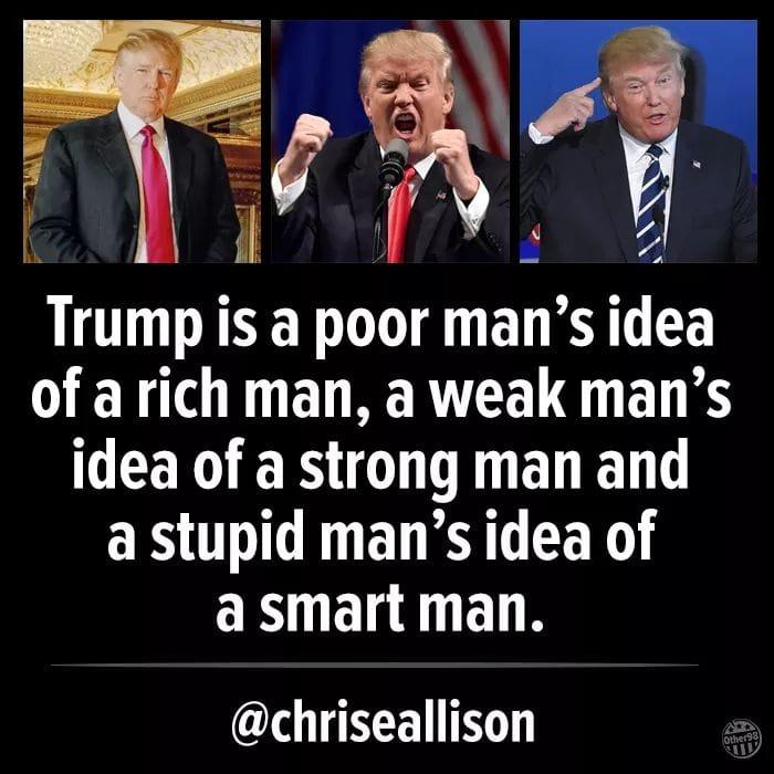 Donald Trump Vent Thread - Page 8 Trump828