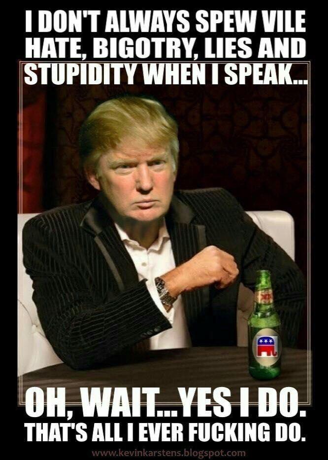 Donald Trump Vent Thread - Page 8 Trump839