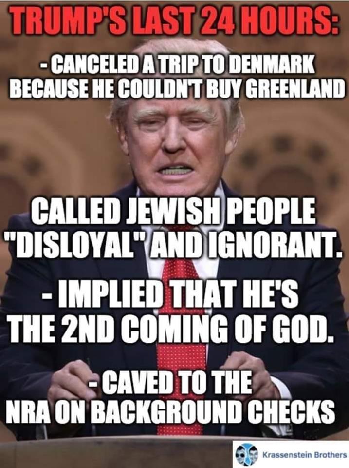 Donald Trump Vent Thread - Page 8 Trump853