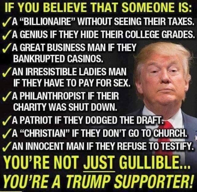 Donald Trump Vent Thread - Page 9 Trump869